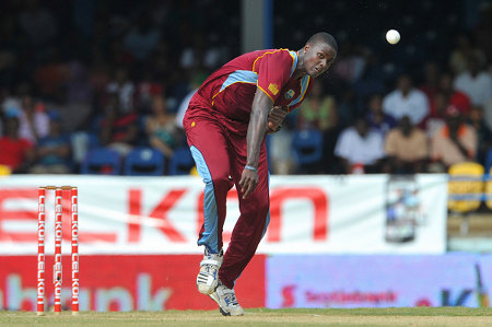 Photo: West Indies pacer Jason Holder. (Courtesy Westindiescricket)