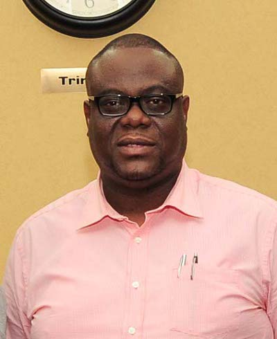 Photo: New Media Association of Trinidad and Tobago (MATT) president Curtis Williams.