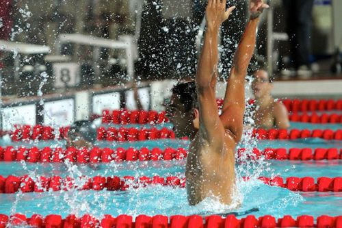 Photo: Trinidad and Tobago swimmer Dylan Carter.