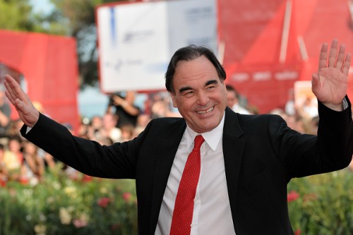 Photo: Oscar award winning filmmaker Oliver Stone will work with DIRECTV on its Brazil 2014 World Cup coverage. (Courtesy Newsbusters.org)