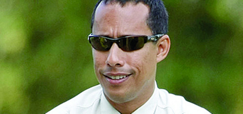 Photo: New National Security Minister Gary Griffith.