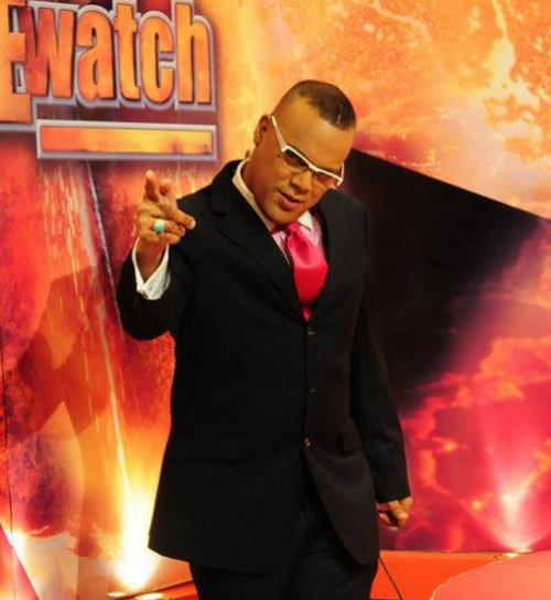 Photo: Crime Watch host and St Joseph electoral candidate Ian Alleyne.