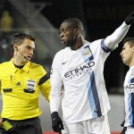 UEFA's farcical response to Yaya racism; and whither Webb and Blatter?