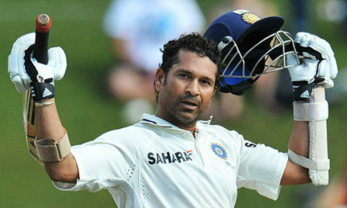 Photo: Indian cricket star Sachin Tendulkar. (Courtesy Guardian.com)