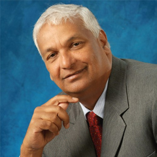 Photo: Former Minister of Finance Winston Dookeran.