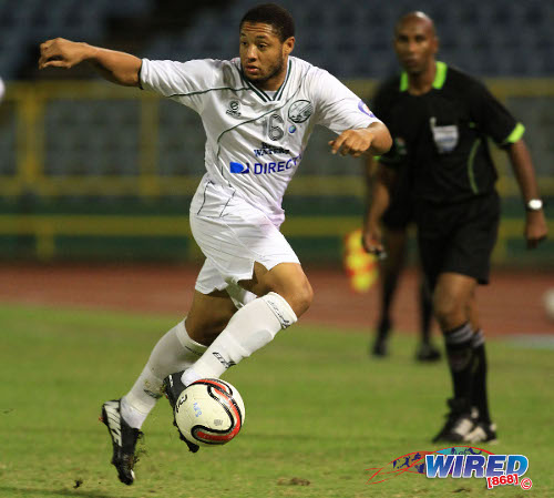 Photo: DIRECTV W Connection attacker Shahdon Winchester is one possible option upfront for the