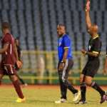 Red 3: Ref Brizan stars in rowdy affair as Stars/Central clash erupts