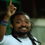 Machel exhausted from jump and wave; save him Bunji