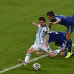 Sloppy Argentina makes Messi W/Cup start