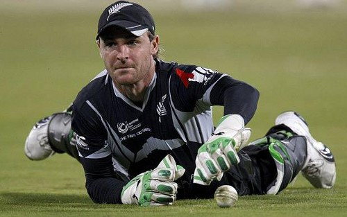 Photo: New Zealand captain Brendon McCullum. (Courtesy Telegraph.co.uk)