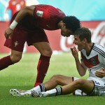 Portugal loses its head as Germany makes flying start