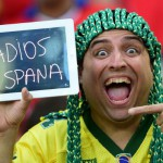 Adios amigos: Chile chucks out sorry Spain