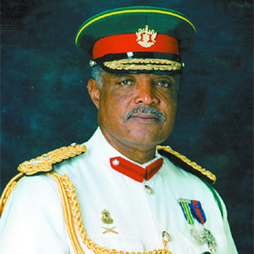 Photo: Major General Ralph Brown.