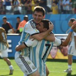 Argentina rescued by an Angel; Lukaku flattens Green Americans