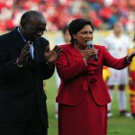 Yes, Prime Minister: Kamla puts foot down on Warner issue