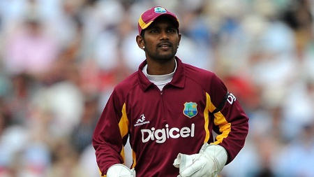 Photo: West Indies captain Denesh Ramdin.