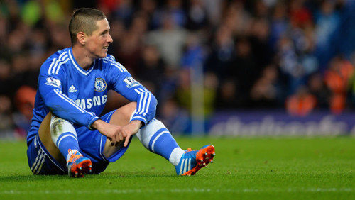 Photo: Fernando Torres will probably get less pulses racing than a mortician if he stays at Chelsea this season.