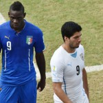 Liverpool walks alone with Balotelli chase; England and Italy's ugly race