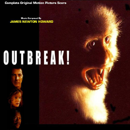 "Photo: Poster for 1995 hit movie ""Outbreak."""