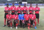 The Trinidad and Tobago national under-17 team