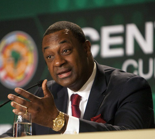 Photo: CONCACAF president Jeffrey Webb. (Copyright AFP 2014/Alexia Fodere)