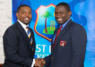 Wavell Hinds and Dave Cameron