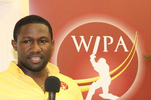 Photo: West Indies Players Association (WIPA) president Wavell Hinds. (Courtesy WIPA)