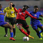 Yes Yaya! Cordner gives T&T vital W/Cup qualifying win over Haiti