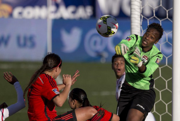 CAC: Mexico women spank T&T 5-1; Men's U-20 Warriors lose 2-0 to Honduras