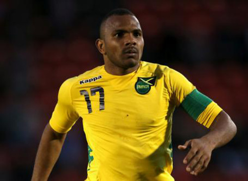 Photo: Jamaica national football team captain Rodolph Austin. (Courtesy UK Voice)
