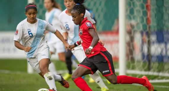 'Yaya' is back but no return for Maylee and Mollon; T&T Women travel to Jamaica in three batches
