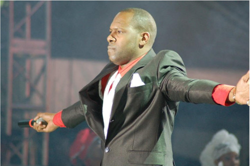 Photo: Soca star Benjai was almost shot down by critics on the highway. (Courtesy Peppertt.com)