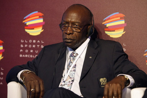 Photo: Former FIFA vice-president and TTFA special advisor Jack Warner. PNM treasurer Raymond Tim Kee served as vice-president under Warner for over a decade. (Copyright AFP 2015)