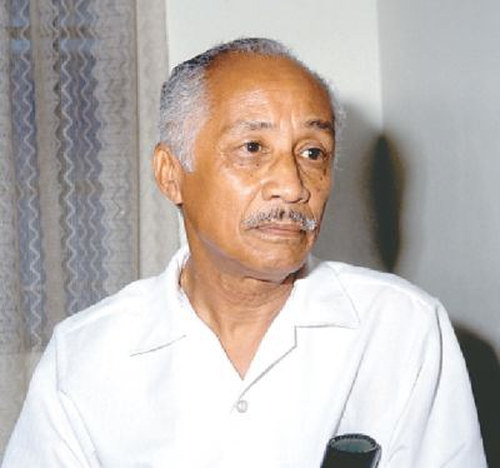 Photo: Late Trinidad and Tobago Cricket Board (TTCB) president Alloy Lequay.
