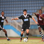 For the love of football: One on one with Central FC's Sean De Silva