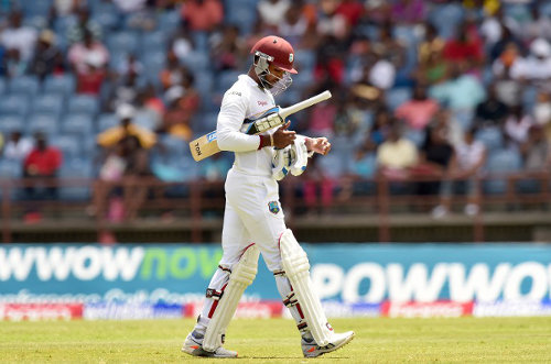 Photo: West Indies captain Denesh Ramdin. (Copyright: AFP2015)