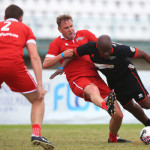 Liverpool legends take the crown: Fiery final to Tobago tournament