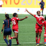 Women Warriors hold Argentina 2-2; Maylee grabs late point for T&T
