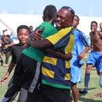 No treble for Jabloteh as Uprising and SKHY share national youth honors