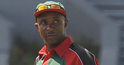 Photo: Former Kenya coach and current West Indies selector and caretaker coach, Eldine Baptiste.