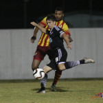 De Silva delight for Central; Sharks cruise past Point Fortin