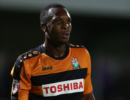 Photo: Barnet FC defender Gavin Hoyte. (Courtesy Zimbio)