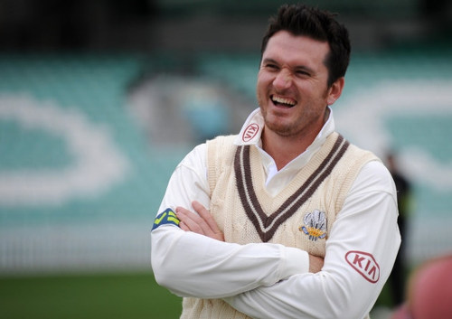 Photo: Former South Africa cricket captain Graeme Smith. (Courtesy London24.com)