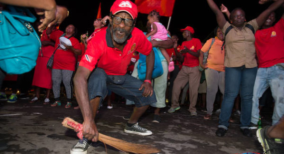 Demming: Time to vote for newbie politicians; T&T leaders fail to get things done