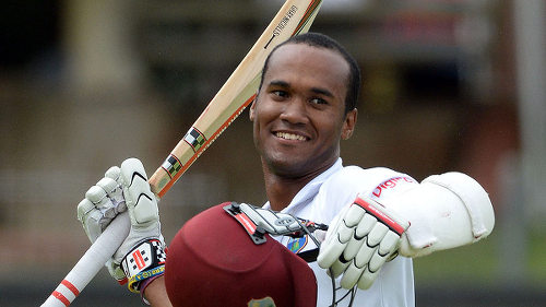 Photo: West Indies batsman Kraigg Braithwaite.