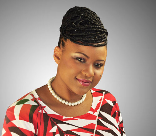 Photo: Culture Minister Dr Nyan Gadsby-Dolly. (Courtesy Elections.TT)
