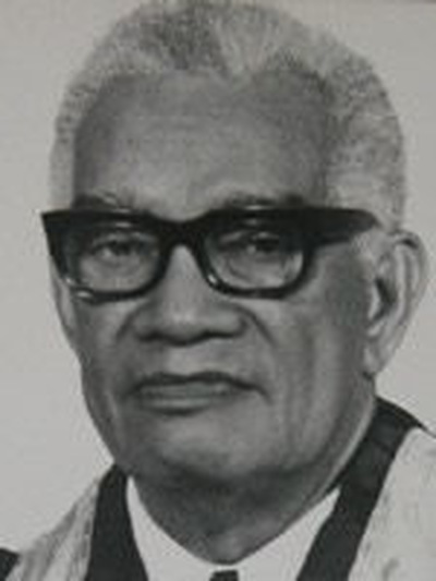 Photo: Former Speaker of the House Arnold Thomasos.
