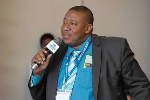 Photo: TTFA president and W Connection founder David John-Williams.