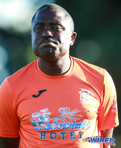 Photo: Naparima College coach Angus Eve. (Courtesy Allan V Crane/Wired868)