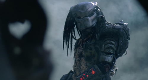 "Photo: A dreadlocked menace wreaks havoc in ""Predator."""